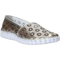 Παπούτσια Γυναίκα Εσπαντρίγια Melluso HK55020V Χρυσός