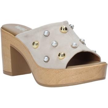 Παπούτσια Γυναίκα Τσόκαρα Melluso HR80101 Γκρί