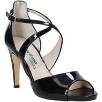 Παπούτσια Γυναίκα Σανδάλια / Πέδιλα Melluso HS843 Μαύρος