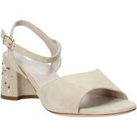 Παπούτσια Γυναίκα Σανδάλια / Πέδιλα Melluso HS531 Μπεζ