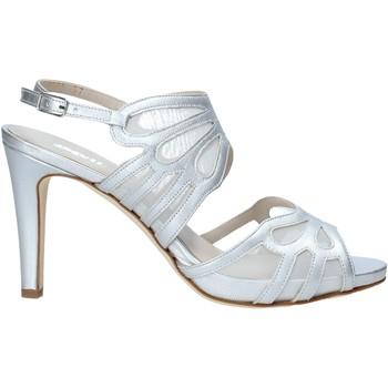Παπούτσια Γυναίκα Σανδάλια / Πέδιλα Melluso HS845 Ασήμι