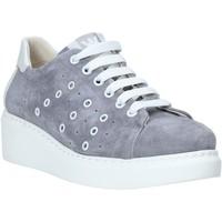Παπούτσια Γυναίκα Χαμηλά Sneakers Melluso HR20715 Γκρί