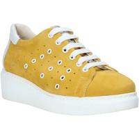 Παπούτσια Γυναίκα Χαμηλά Sneakers Melluso HR20715 Κίτρινος