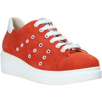 Παπούτσια Γυναίκα Χαμηλά Sneakers Melluso HR20715 το κόκκινο
