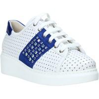 Παπούτσια Γυναίκα Χαμηλά Sneakers Melluso HR20704 λευκό