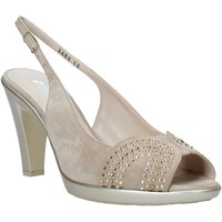 Παπούτσια Γυναίκα Σανδάλια / Πέδιλα Melluso HR50117 Μπεζ