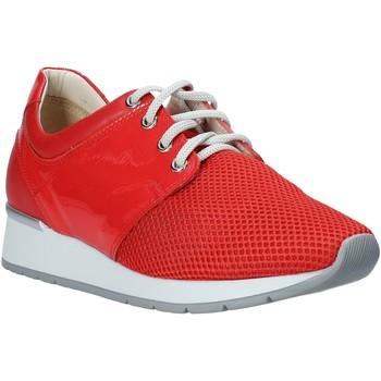 Παπούτσια Γυναίκα Χαμηλά Sneakers Melluso HR20012 το κόκκινο