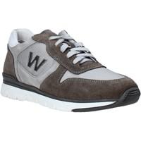Παπούτσια Άνδρας Χαμηλά Sneakers Melluso XU75240 Γκρί