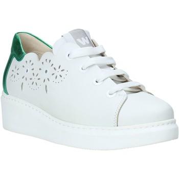 Παπούτσια Γυναίκα Χαμηλά Sneakers Melluso HR20713 λευκό