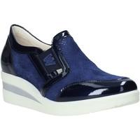Παπούτσια Γυναίκα Μοκασσίνια Melluso HR20109 Μπλε