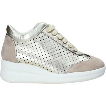 Παπούτσια Γυναίκα Χαμηλά Sneakers Melluso HR20221 Μπεζ