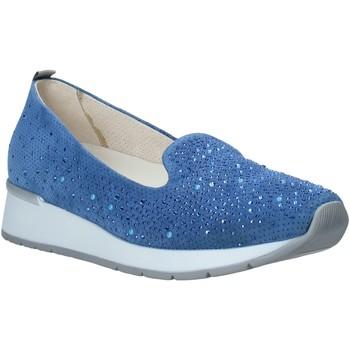 Παπούτσια Γυναίκα Μοκασσίνια Melluso HR20021 Μπλε