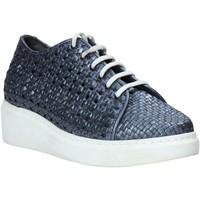 Παπούτσια Γυναίκα Χαμηλά Sneakers Melluso HR20707 Μπλε