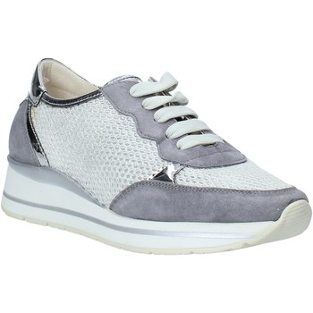 Παπούτσια Γυναίκα Χαμηλά Sneakers Melluso HR20033 Γκρί