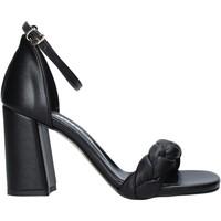 Παπούτσια Γυναίκα Σανδάλια / Πέδιλα Grace Shoes 6293A035 Μαύρος
