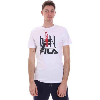 T-shirt με κοντά μανίκια Fila 688509