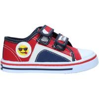 Παπούτσια Παιδί Χαμηλά Sneakers Primigi 7445822 το κόκκινο