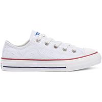 Παπούτσια Παιδί Χαμηλά Sneakers Converse 671098C λευκό