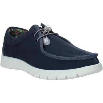 Παπούτσια Άνδρας Μοκασσίνια IgI&CO 7118066 Μπλε