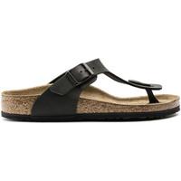 Παπούτσια Παιδί Σαγιονάρες Birkenstock 846143 Μαύρος