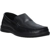 Παπούτσια Άνδρας Μοκασσίνια Enval 7213000 Μαύρος