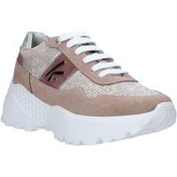 Παπούτσια Γυναίκα Χαμηλά Sneakers Keys K-4300 Ροζ