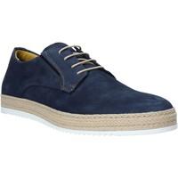Παπούτσια Άνδρας Derby Valleverde 20891 Μπλε