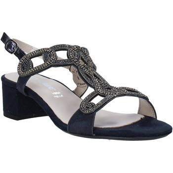 Παπούτσια Γυναίκα Σανδάλια / Πέδιλα Valleverde 45140 Μπλε