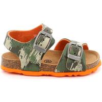 Παπούτσια Παιδί Σανδάλια / Πέδιλα Grunland SB0386 Πράσινος