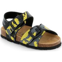 Παπούτσια Παιδί Σανδάλια / Πέδιλα Grunland SB0969 Κίτρινος