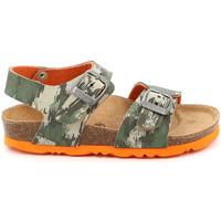 Παπούτσια Παιδί Σανδάλια / Πέδιλα Grunland SB1226 Πράσινος