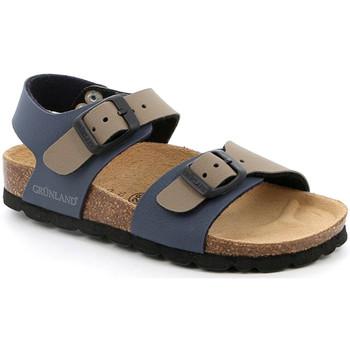 Παπούτσια Παιδί Σανδάλια / Πέδιλα Grunland SB0901 Μπλε