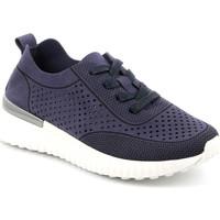 Παπούτσια Γυναίκα Χαμηλά Sneakers Grunland SC4906 Μπλε
