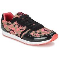 Παπούτσια Γυναίκα Χαμηλά Sneakers Diesel CAMOUFLAGE Camouflage