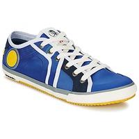 Παπούτσια Άνδρας Χαμηλά Sneakers Diesel Basket Diesel Μπλέ