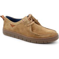Παπούτσια Άνδρας Μοκασσίνια Grunland SC5034 Μπεζ
