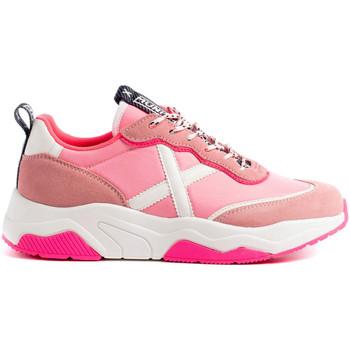 Παπούτσια Γυναίκα Χαμηλά Sneakers Munich 8770051 Ροζ