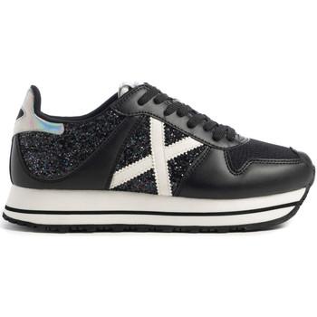 Παπούτσια Γυναίκα Χαμηλά Sneakers Munich 8810146 Μαύρος
