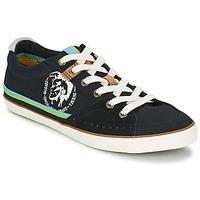Παπούτσια Άνδρας Χαμηλά Sneakers Diesel Basket Diesel Black