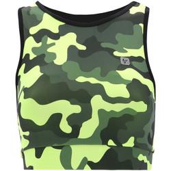 Υφασμάτινα Γυναίκα Αθλητικά μπουστάκια  Freddy S1WFTB2C Πράσινος