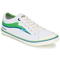 Παπούτσια Άνδρας Χαμηλά Sneakers Diesel Basket Diesel Yellow