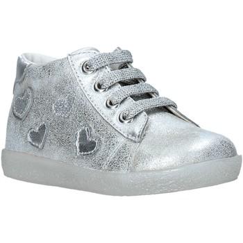 Παπούτσια Κορίτσι Ψηλά Sneakers Falcotto 2013846 04 Ασήμι