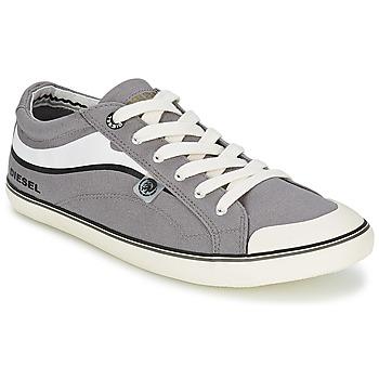 Παπούτσια Άνδρας Χαμηλά Sneakers Diesel Basket Diesel Grey