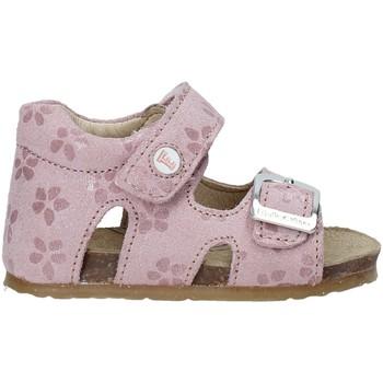 Παπούτσια Κορίτσι Σανδάλια / Πέδιλα Falcotto 1500737 15 Ροζ