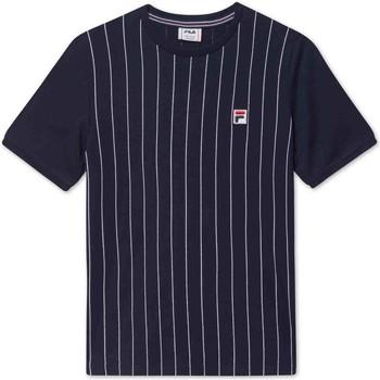 Υφασμάτινα Παιδί T-shirt με κοντά μανίκια Fila 688809 Μπλε