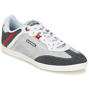 Παπούτσια Άνδρας Χαμηλά Sneakers Diesel Basket Diesel Argenté