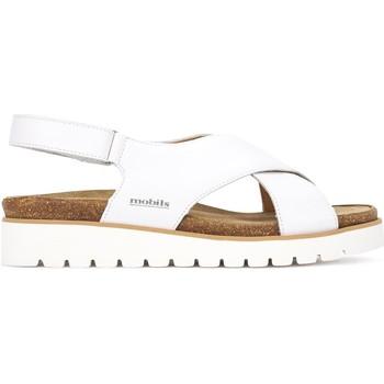 Παπούτσια Γυναίκα Σανδάλια / Πέδιλα Mephisto P5131063 λευκό