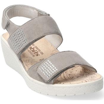Παπούτσια Γυναίκα Σανδάλια / Πέδιλα Mephisto P5133902 Γκρί