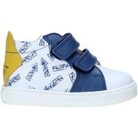 Παπούτσια Παιδί Χαμηλά Sneakers Falcotto 2014643 01 λευκό