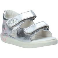Παπούτσια Κορίτσι Σανδάλια / Πέδιλα Falcotto 1500781 02 Ασήμι